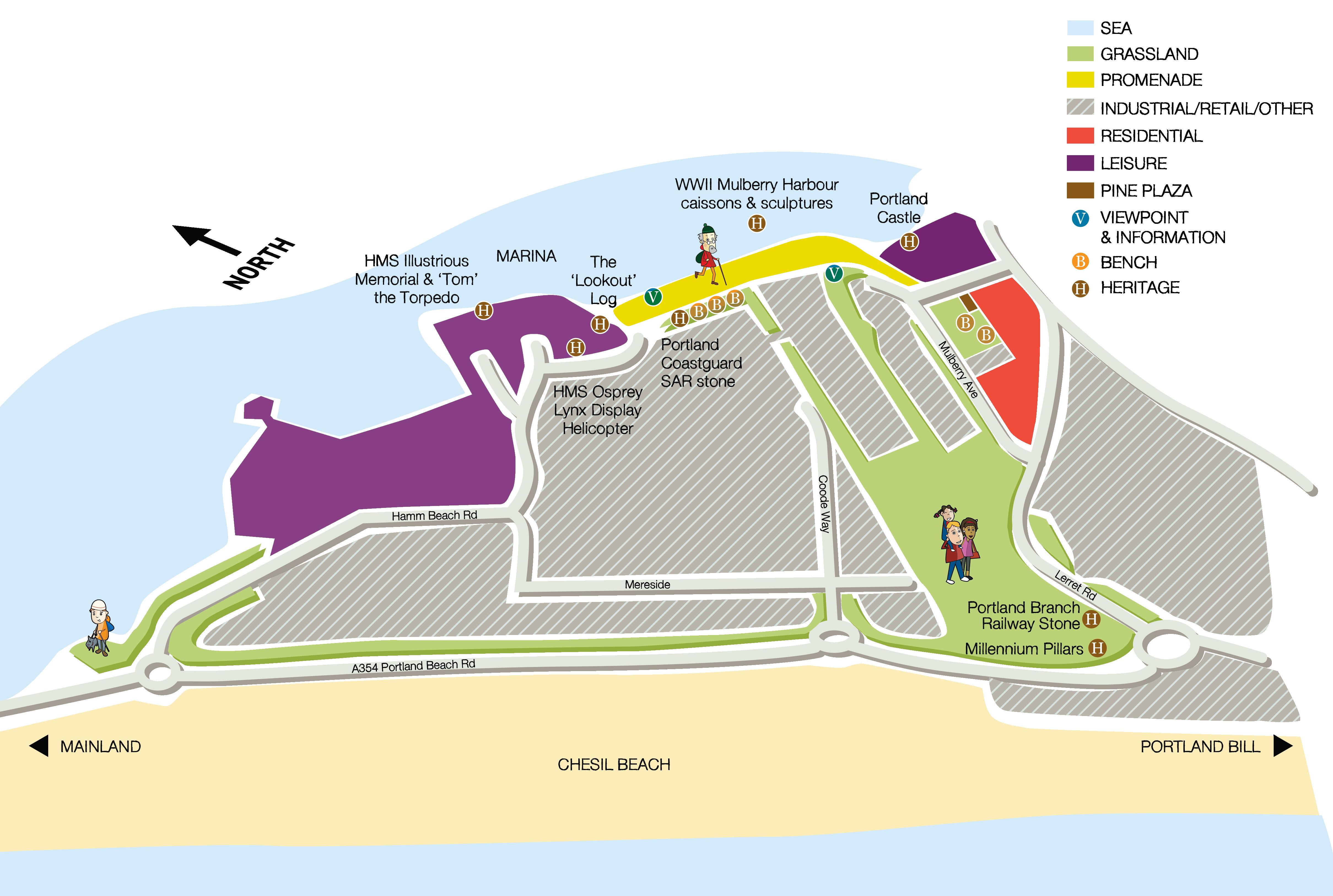 Osprey Quay map png