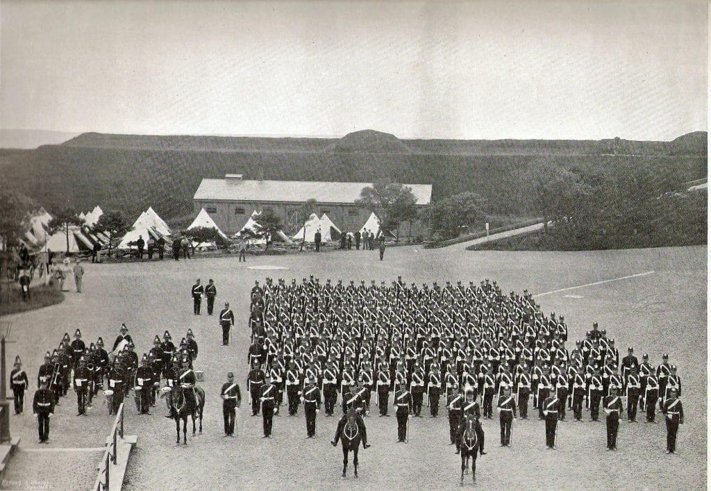 Fort Burgoyne 1897