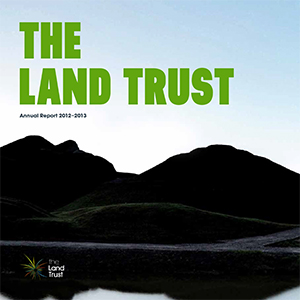 Land Trust Annual Report 2013