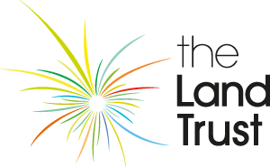 The Land Trust logo - RBG