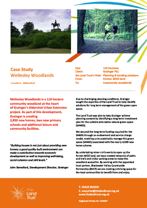 Wellesley Woodlands Case Study