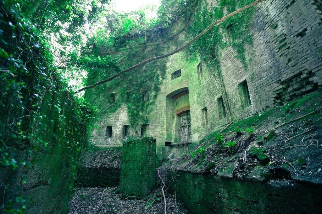 Fort Borgoyne. Copyright Elle Halley