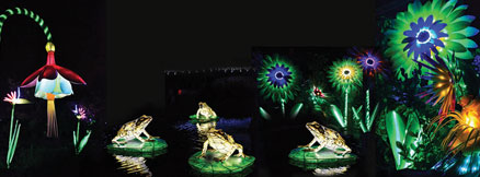 Luminous Landscapes Festival of Light