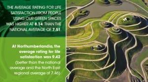 Life satisfaction statistics