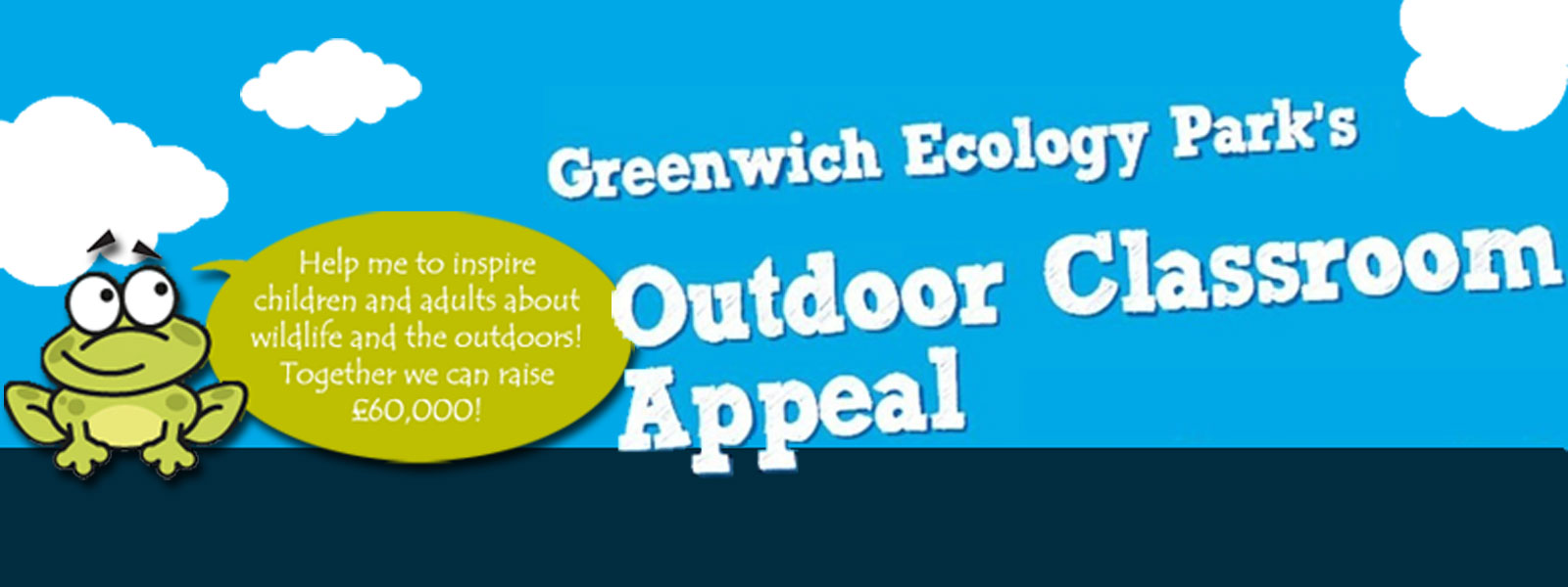 Greenwich Ecology Park Outdoor Classroom Appeal