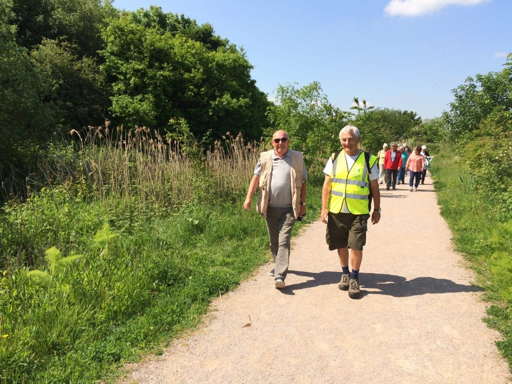 Walking group in action (13)