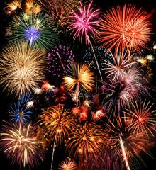 Port Sunlight Fireworks