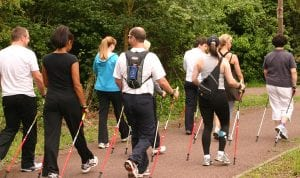 Chester Nordic Walking