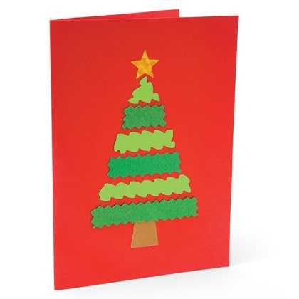 Fryston-Frickley Christmas Card