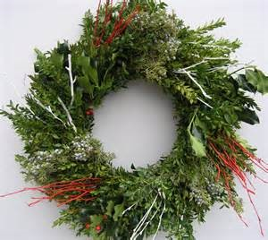 Fryston-Frickley Christmas Wreath