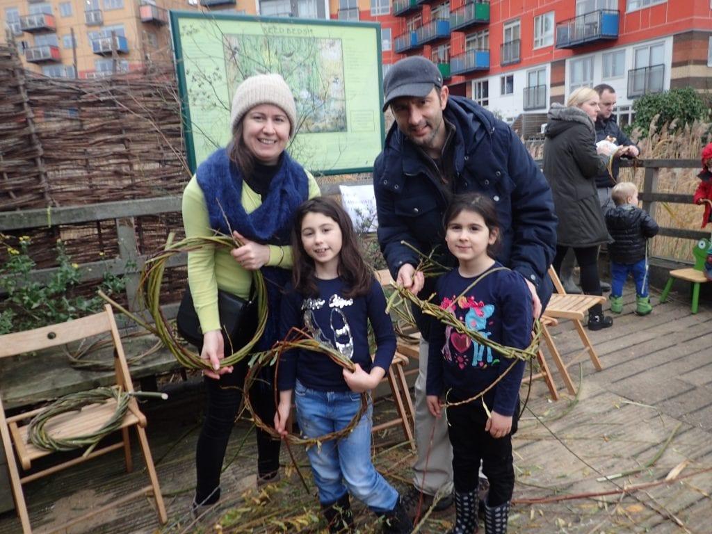 Greenwich Winter Wreath Making