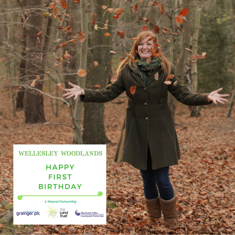 Wellesley Woodlands 1st birthday