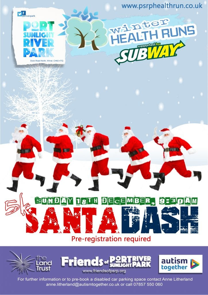 Port Sunlight Santa Dash