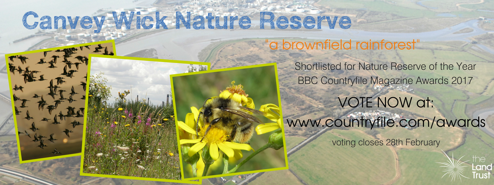 Canvey Wick BBC Countryfile nomination
