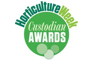 Horticulture Week Custodian Awards logo