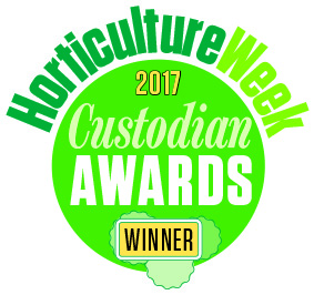 Horticulture Week Custodian Awards winner 2017