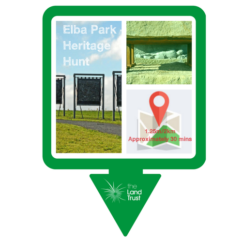 Walking route - Elba Park Heritage Walk