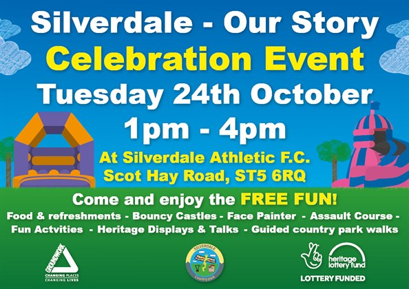 Silverdale Our Story celebration
