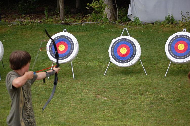 532f9b6db03 Archery Child Photo - The Land Trust