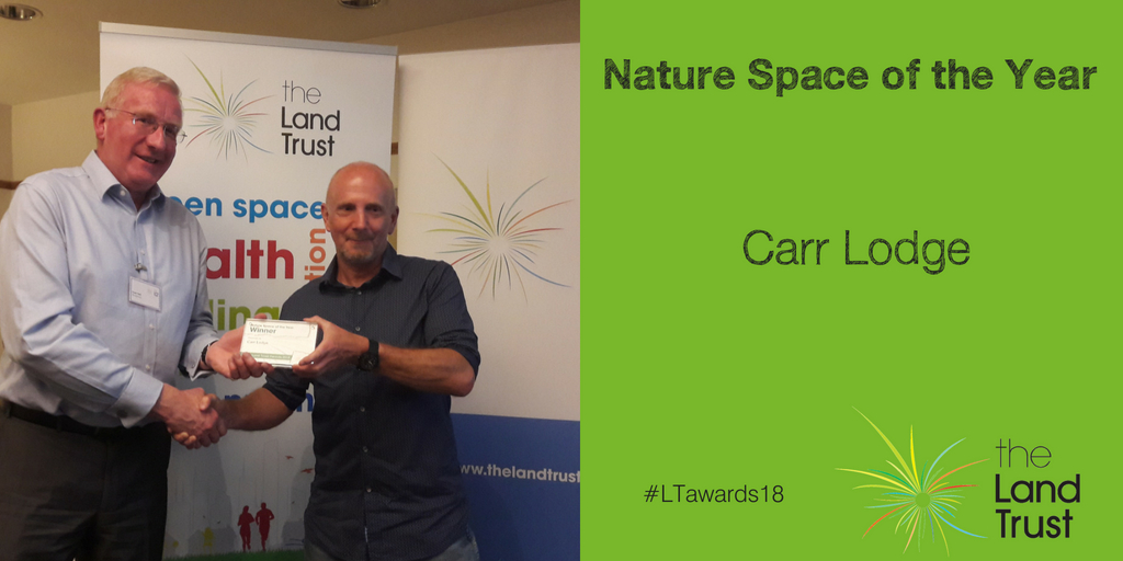 Nature Space of the Year - Carr Lodge