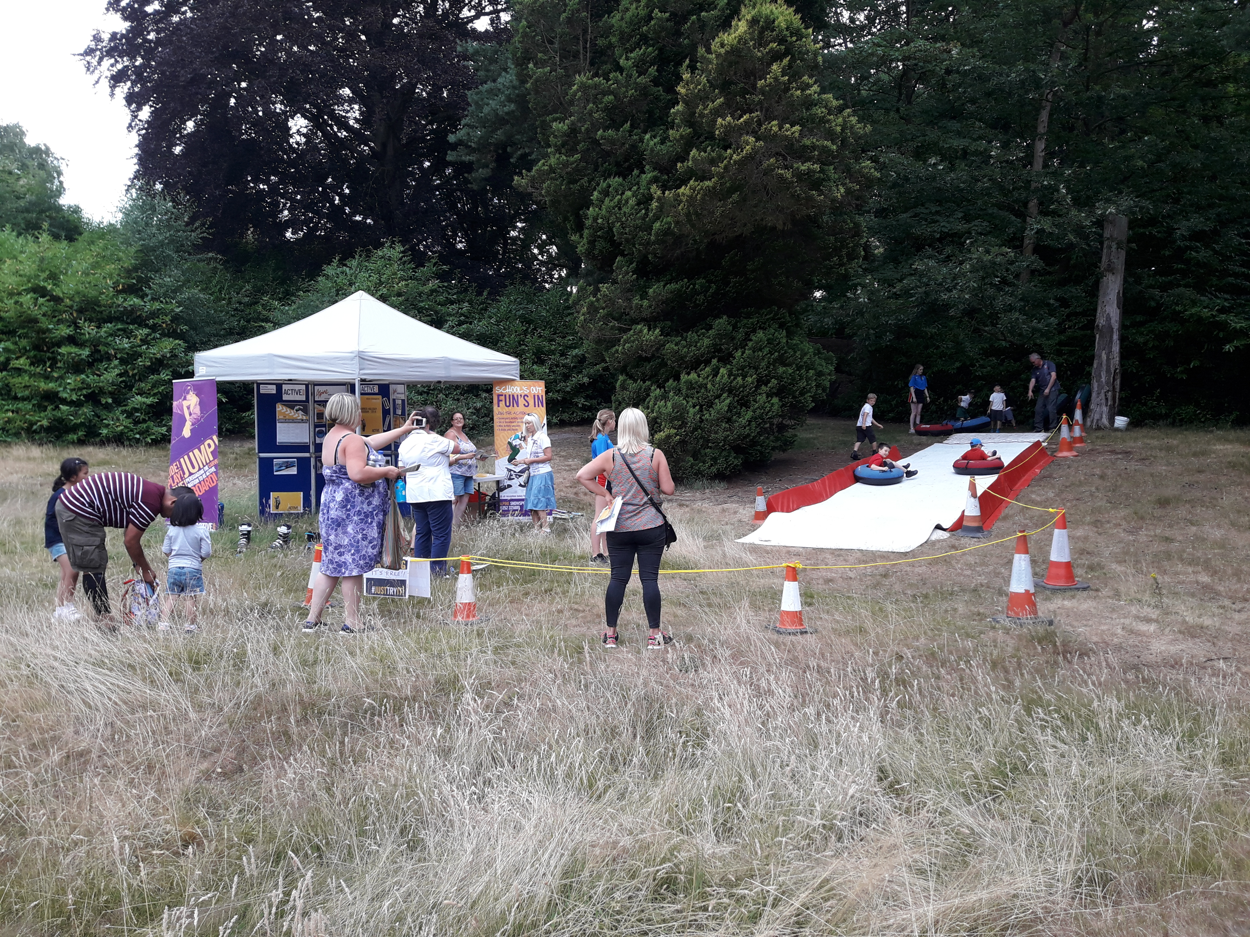 AAA Event at Wellesley Woodlands