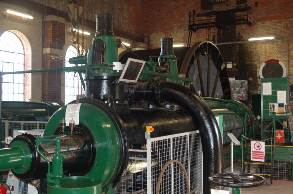 Pleasley South Engine