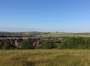 Castle Hill CP View (Kate Williams)