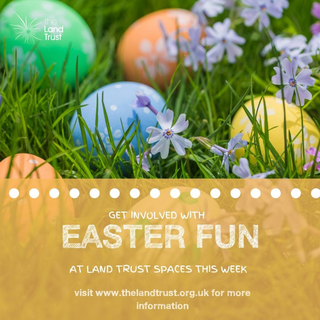 Easter fun Land Trust