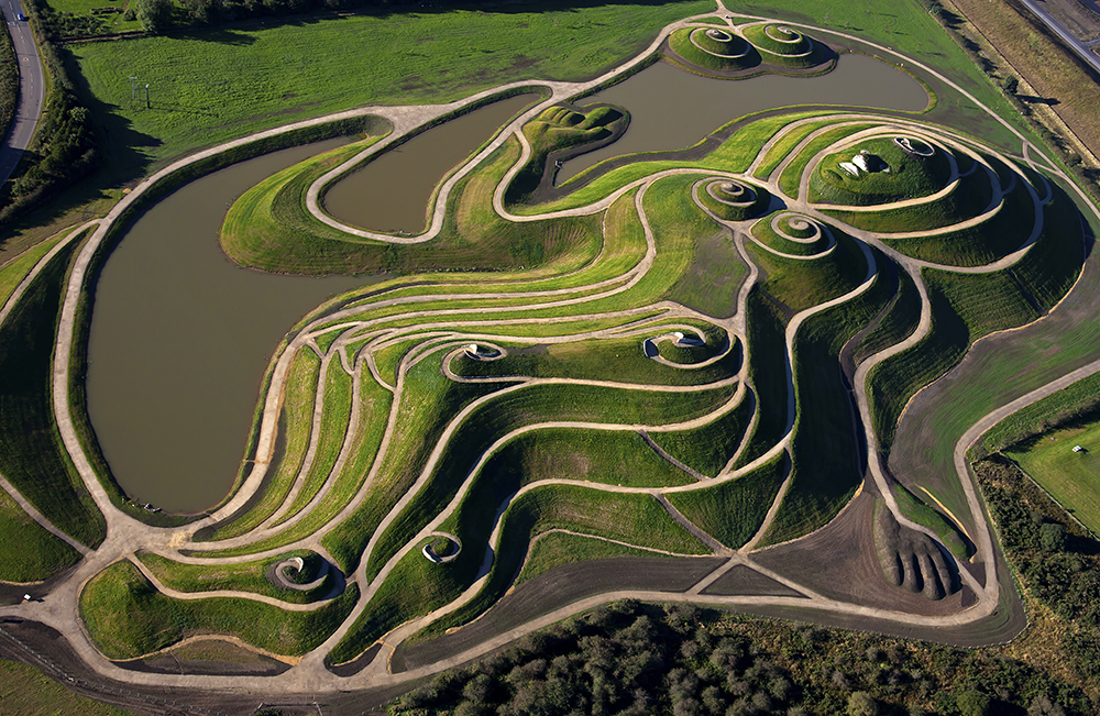 Northumberlandia wins Landmark of the Year