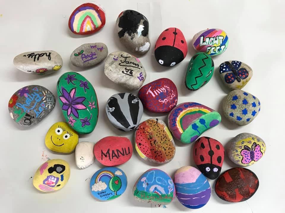 Mow Mow rocks