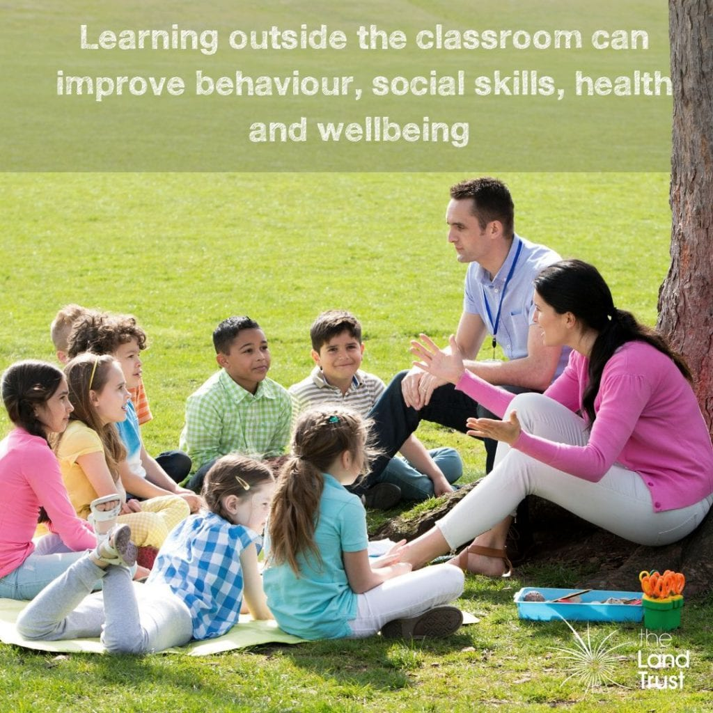 The Land Trust has launched a new education pack