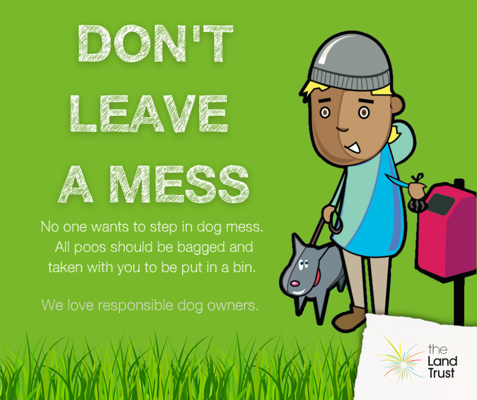 Take your dog waste home with you